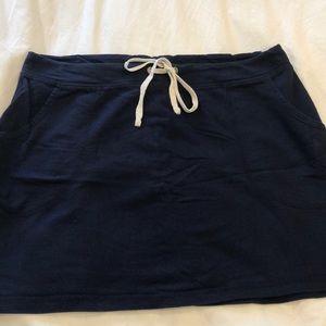 Gap Sweatshirt Skirt